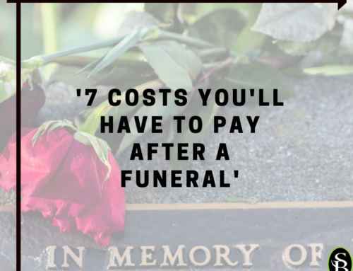 Seven Unavoidable Costs After The Funeral